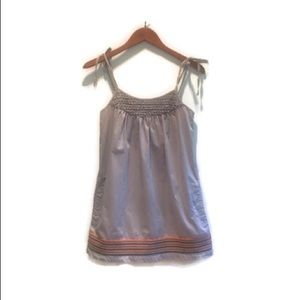 Sessun smocked summer camisole / top